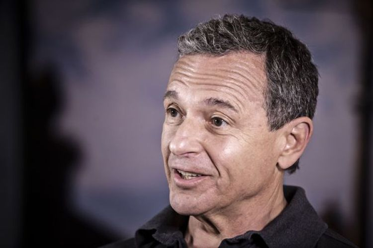 Disney CEO Robert Iger (Foto: Bloomberg por Qilai Shen)