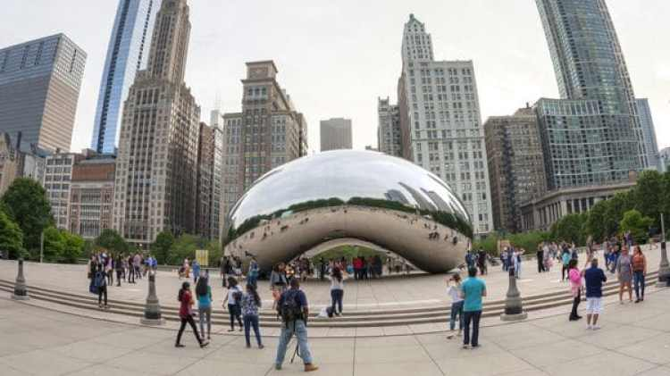 The Cloud Gate – Chicago