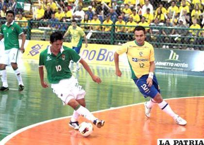 Resultado de imagen de selección boliviana de fútsal
