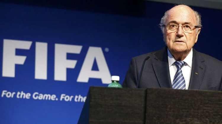 Blatter fue suspendido por 6 años por la propia FIFA (Reuters)