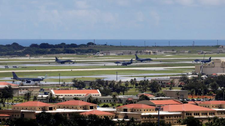 Corea del Norte renuncia supuestamente a su plan de atacar la isla de Guam con misiles