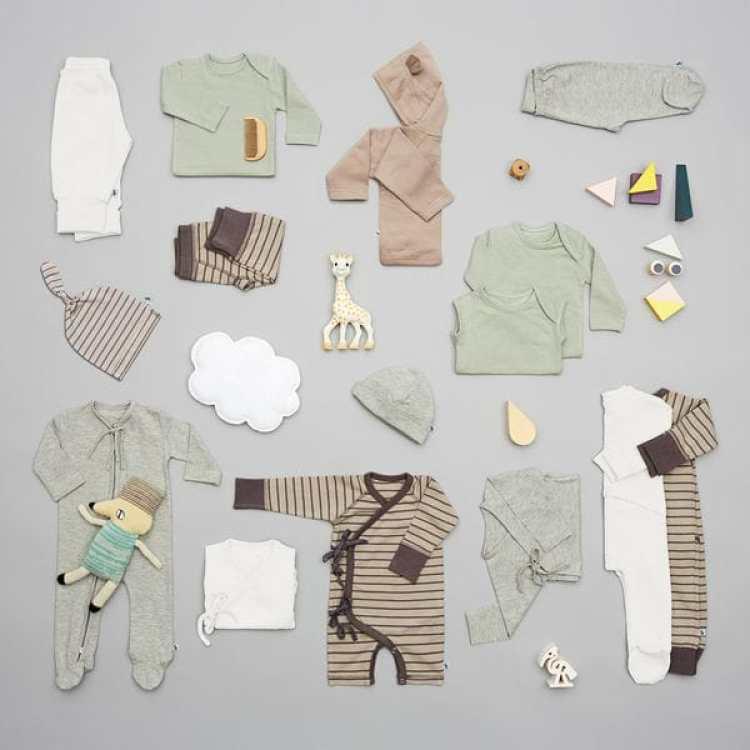 Cada caja trae entre 16 y 20 prendas y el servicio cuesta USD 55 al mes. (Daniel Stjerne/vigga.us)