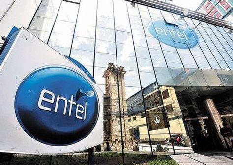 Predios de Entel en La Paz, foto; consuladodebolivia.com
