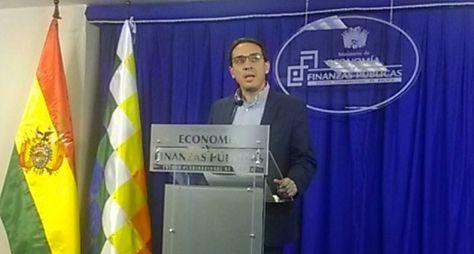 El ministro de Economía, Mario Guillén. Foto:Ministerio de Economía