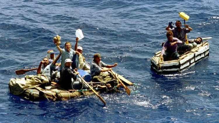 La cooperación de Australia con Estados Unidos data de 1981 para la reubicación de ciudadanos de la isla caribeña