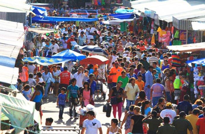 """Resultado de imagen de """"Feria Barrio Lindo"""" de Santa Cruz"""