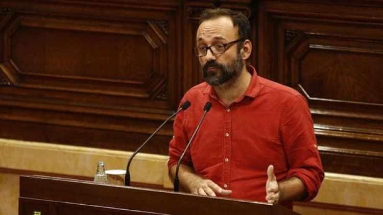 Benet Salellas, el otro abogado de yihadistas
