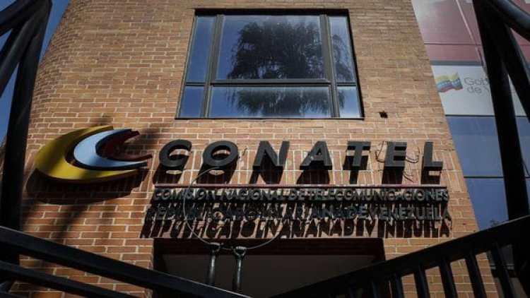 Conatel (Cortesía EL Nacional)