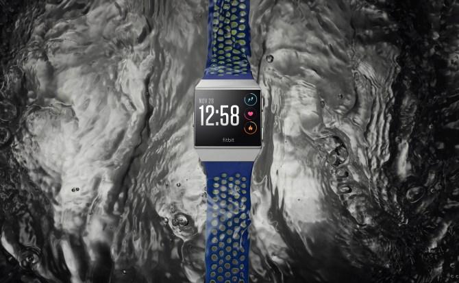 Con el Ionic, Fitbit quiere competir por primera vez con Apple y Google
