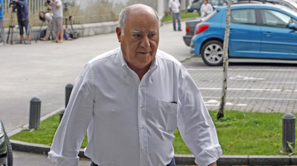 Amancio Ortega vuelve a superar a Bill Gates como hombre más rico del mundo