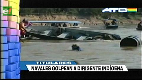 Video titulares de noticias de TV – Bolivia, mediodía del martes 29 de agosto de 2017