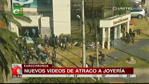 Surgen nuevos videos del día del asalto