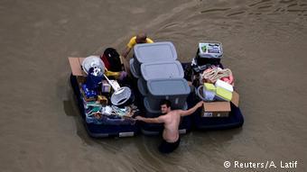 USA Sturm Harvey Houston (Reuters/A. Latif )
