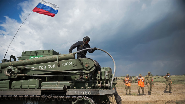 El nuevo 'ranking' de Ejércitos más fuertes del mundo