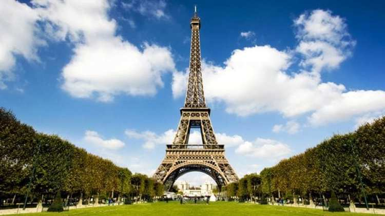 La Torre Eiffel, todo un símbolo parisino