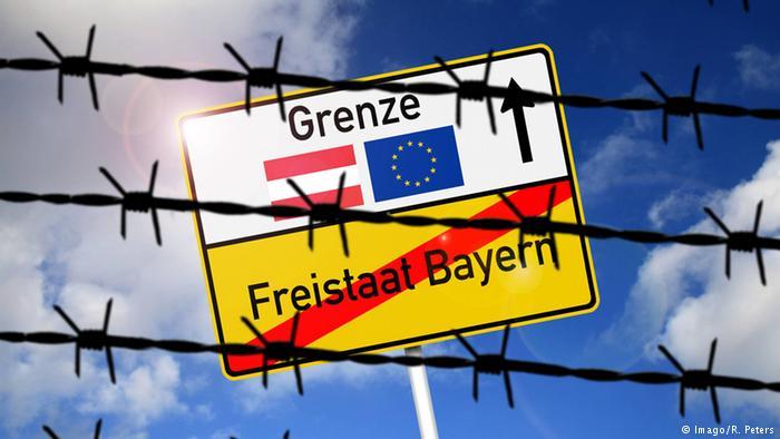 Frontera germano-austriaca