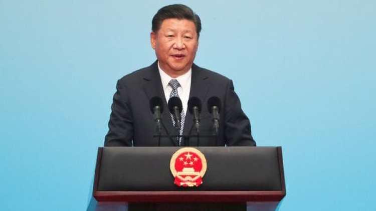 El presidente del país anfitrión, el chino Xi Jinping, abrió la 9° cumbre de los Brics (Reuters)