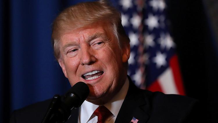 Trump: La acción militar contra Corea del Norte no es