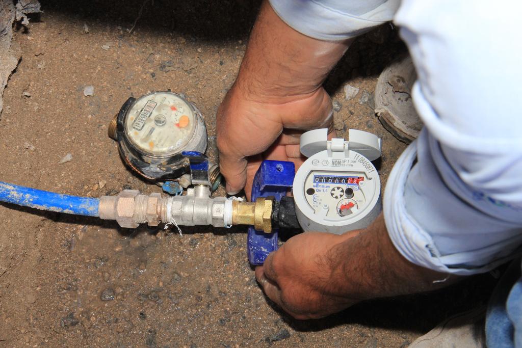 Resultado de imagen de medidores de agua
