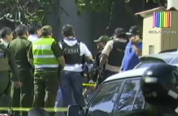 """Guardia de Eurochronos: """"Lo ocurrido fue montado por la Policía"""""""