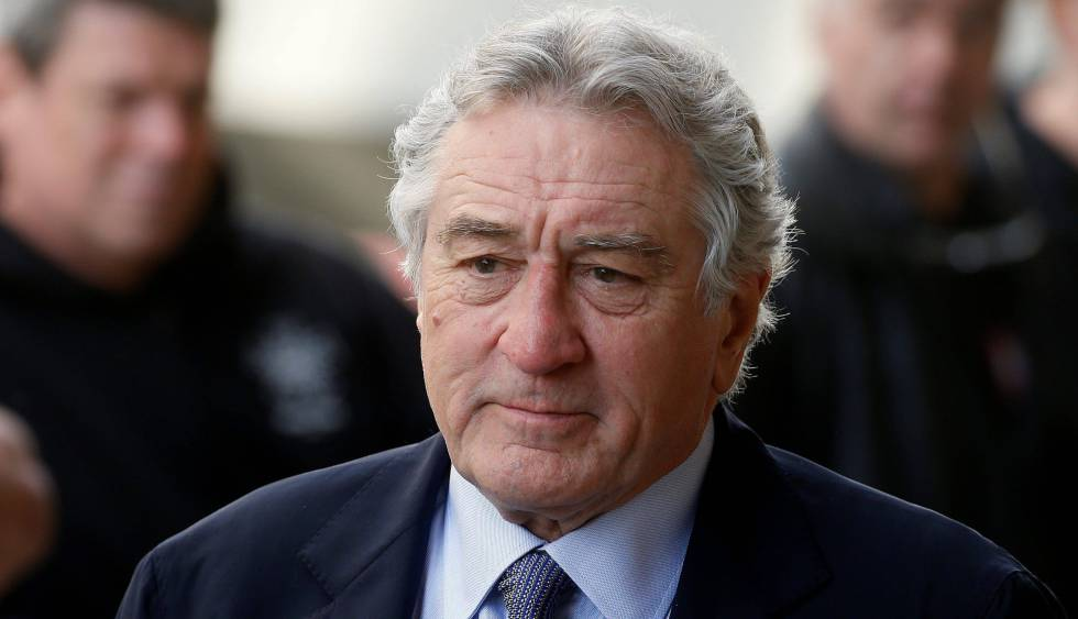 El actor Robert de Niro.