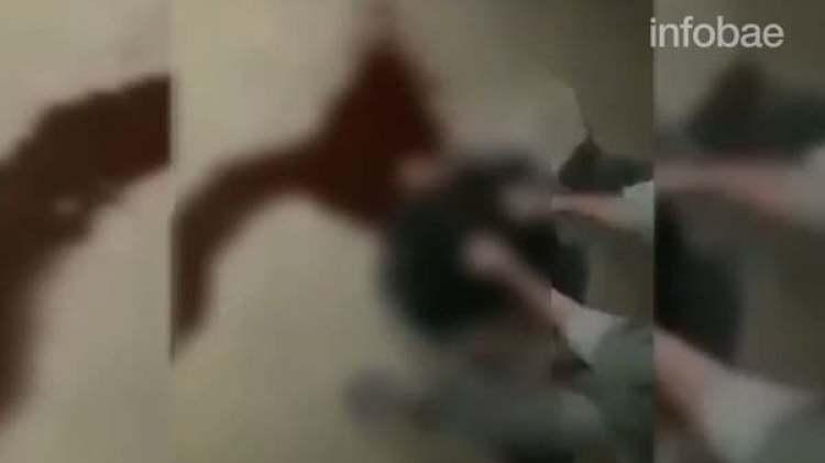 La brutal ejecución recuerda a las realizadas por el propio Estado Islámico