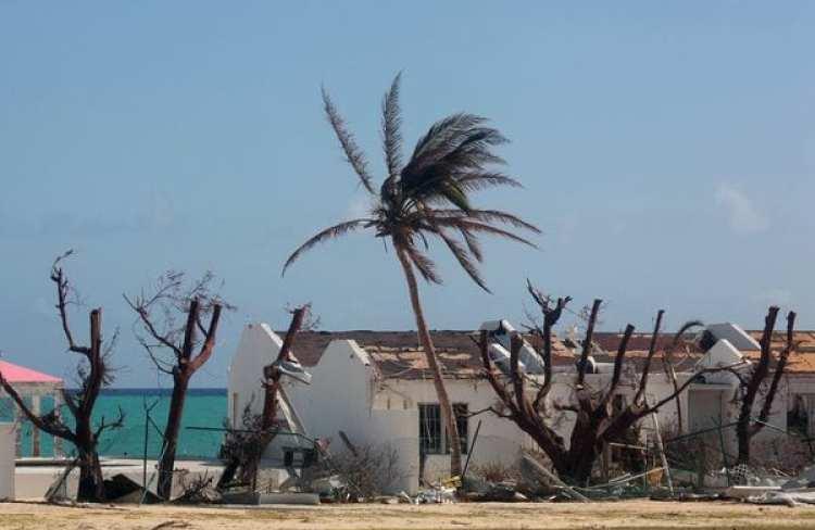 Sain Mattin fue una de las islas más afectadas (REUTERS)