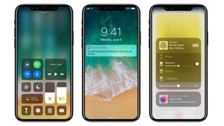 Varias filtraciones mostraron cómo serán losnuevos iPhone