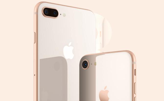 iPhone 8 y 8 Plus: diseño continuista con trasera de cristal