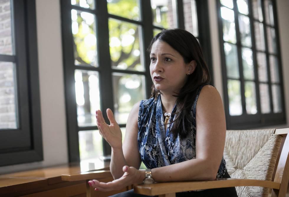 Frances Colon, ex asesora del gobierno de EE UU.