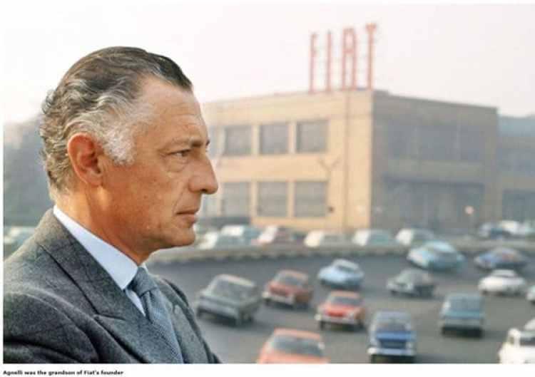 Gianni Angelli, el empresario italiano más poderoso del siglo XX