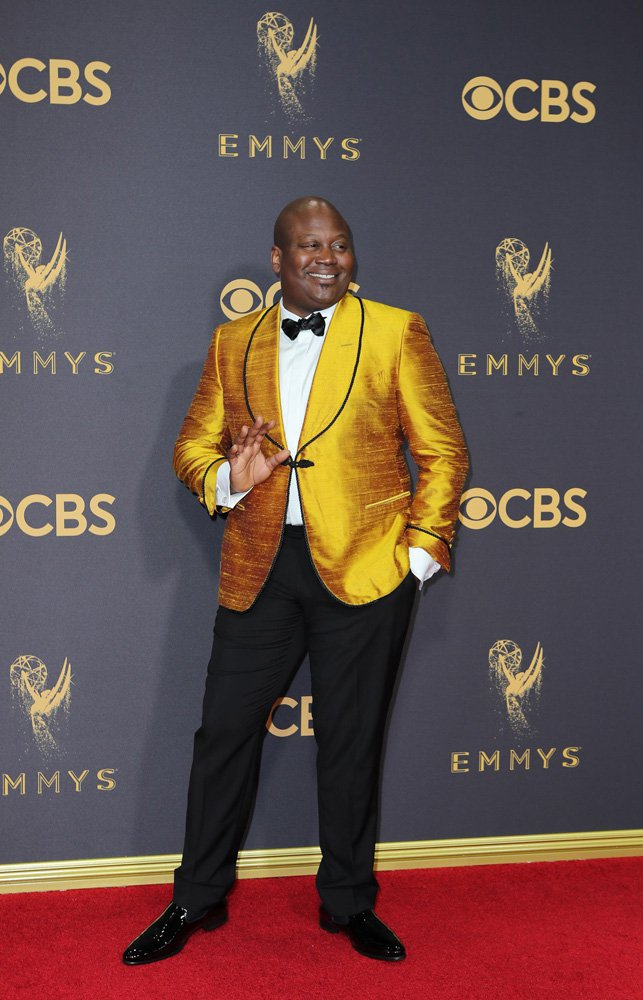 69th Primetime Emmy Awards – Arrivals – Los Angeles, California, U.S., 17/09/2017 - Tituss Burgess. REUTERS/Mike Blake