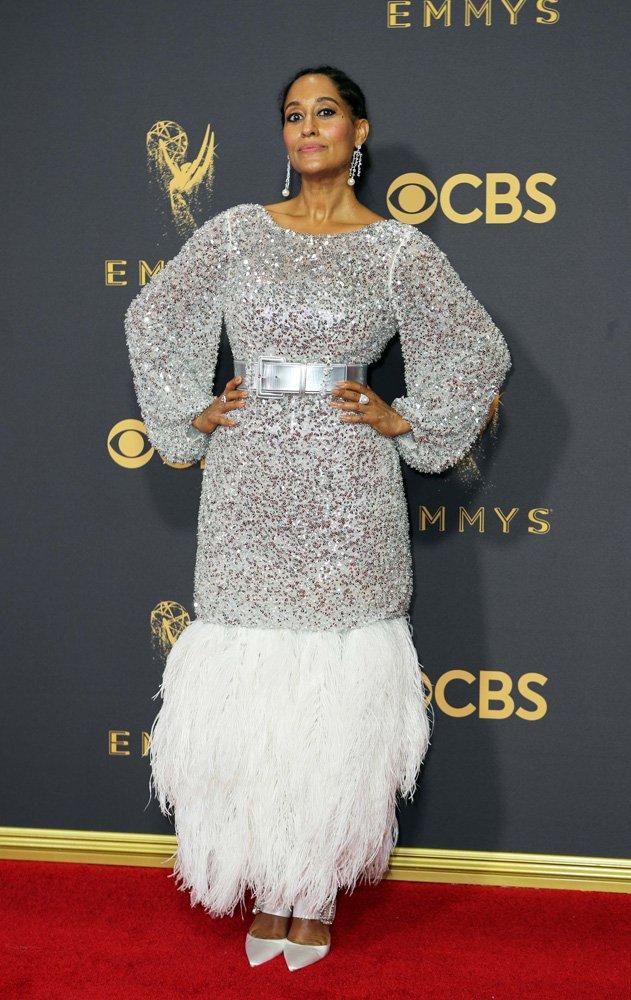 69th Primetime Emmy Awards – Arrivals – Los Angeles, California, U.S., 17/09/2017 - Tracee Ellis Ross. REUTERS/Mike Blake