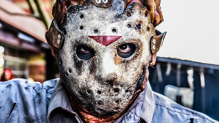 'Jason vuelve a matar': Un hombre con la máscara de 'Viernes 13' asesina a una persona en EE.UU.