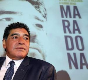 Escucha lo que dijo Maradona sobre la derrota de River ante Wilstermann