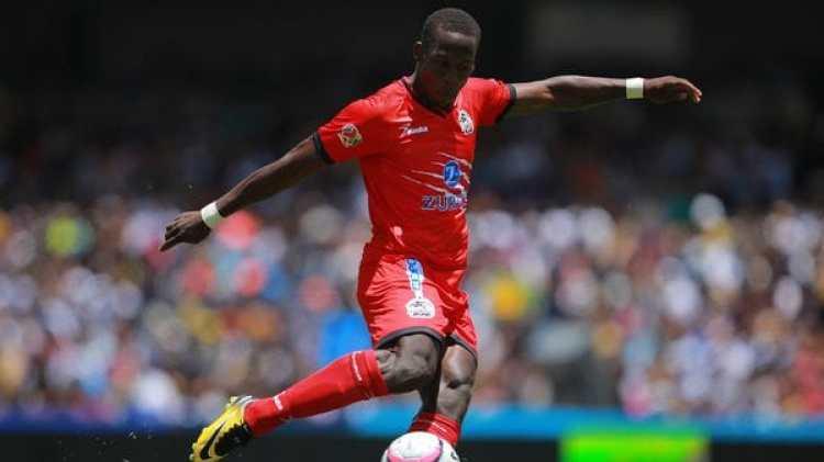 Luis Advíncula, jugador de la Selección de Perú y de los Lobos BUAP de México (Getty Images)