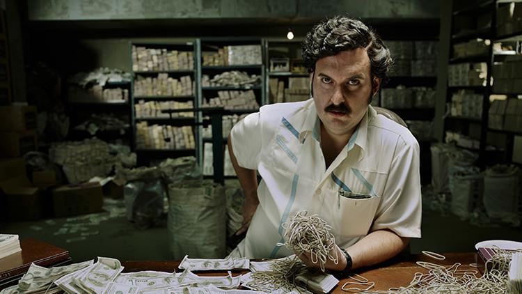 Roberto Escobar, sobre 'Narcos': Si no nos pagan,