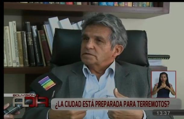 Ingenieros expresan preocupación por construcciones bolivianas ante un eventual terremoto