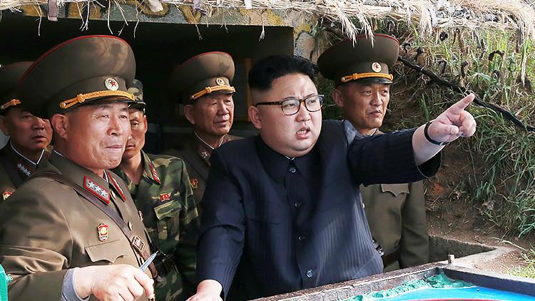 Kim Jong-un: El discurso de Trump es una declaración de guerra y lo pagará caro