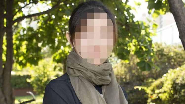 Hee Yeon-lim eligió mantener su identidad anónima