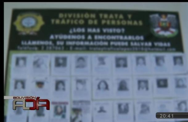 Tres jóvenes desaparecidos luego de problemas escolares