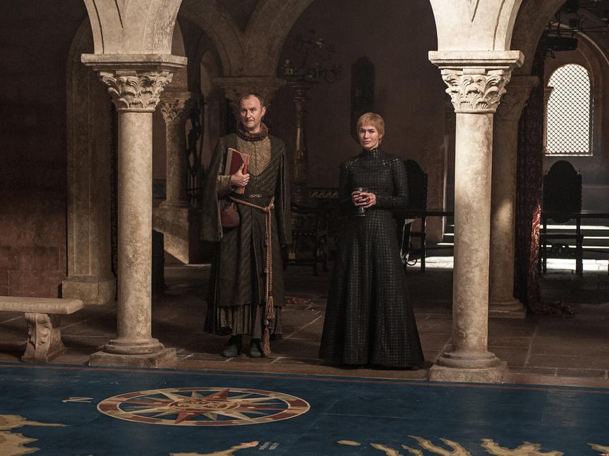 Las negociaciones de Cersei con Tycho Nechoris han dado su fruto: aumenta el presupuesto de