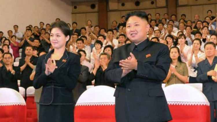Ri Sol-ju participa de pocos actos (Reuters)