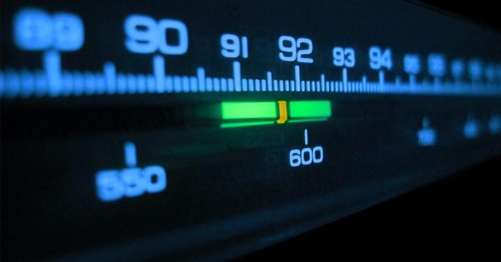 Escala de la frecuencias de la FM