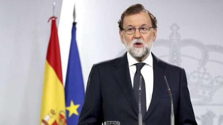 Mariano Rajoy, presidente del Gobierno Español (EFE)