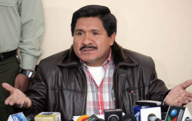 Resultado de imagen de El viceministro de Defensa Social, Felipe Cáceres,