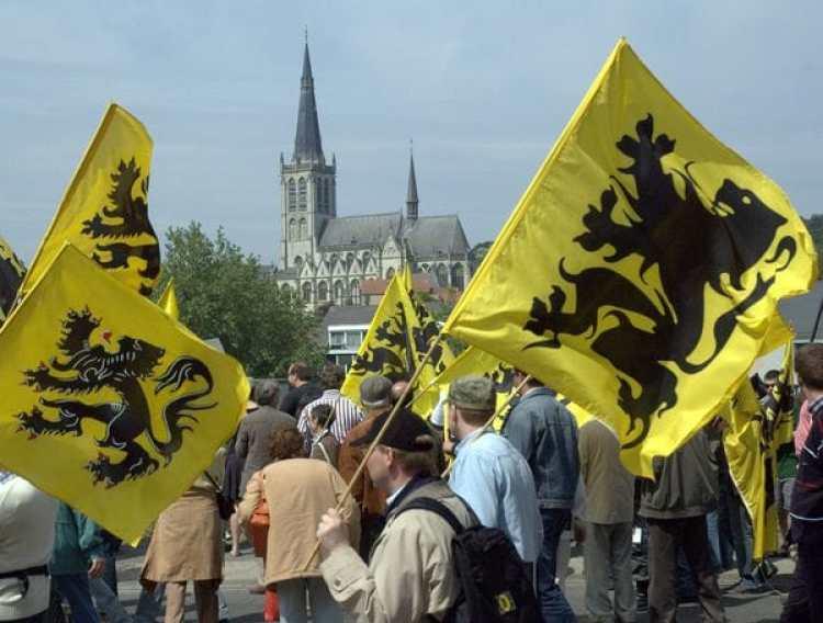 Flamencos reclaman independizarse de Bélgica