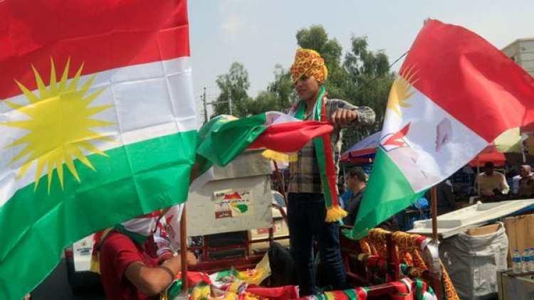 Los kurdos reclaman un territorio para construir su propio país(Reuters)