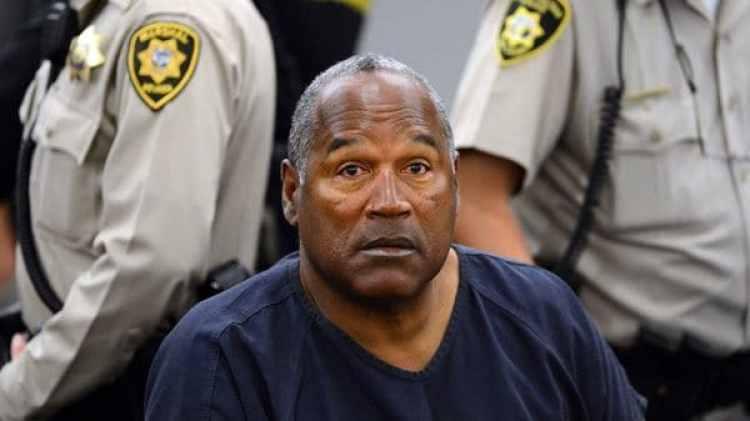 OJ Simpsonpodría salir de la cárcel este lunes bajo libertad condicional (AP)