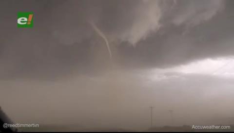 El video del huracán IRMA que se hizo viral